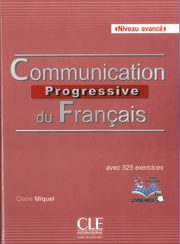 Communication progressive avance 2ed ksi��ka + CD,