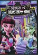 WITAMY W MONSTER HIGH DVD, r�ni